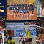 Arona Voleibol hizo su presentación frente a su afición en 2 Derbis