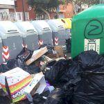Aroneros pagarán sanciones de 60 a 3.000 euros por incumplimiento de la norma al dejar la basura en el suelo