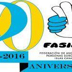 Personas Sordas de Canarias celebran su vigésimo aniversario