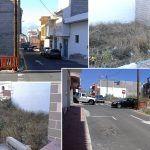 Un solar sin vallar en Buzanada tiene de cabeza a los vecinos