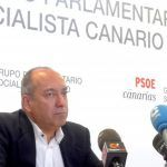 PSOE «es falso, acuerdo con CC por moción de censura»