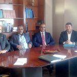 Mauritania desea abrir canales de colaboración con el sector pesquero de Canarias