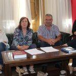 San Miguel de Abona renueva el convenio de colaboración con ÁMATE