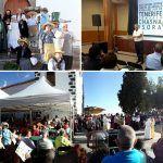 Exitoso comienzo de la celebración de los 20 años de La Asociación Comarcal Chasna-Isora