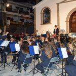 Concierto de la Federación Tinerfeña de Bandas de Música en Los Gigantes
