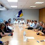 Barragán dimite por no haber podido parar la moción de censura en Granadilla
