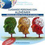 Curso gratuito para el cuidado de personas con alzhéimer