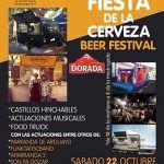 Gran Fiesta de la Cerveza este sábado en la plaza de Puerto de Santiago