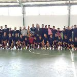 Chimiche rinde homenaje al fútbol sala con el I Memorial 'Antonio Manuel Oramas'