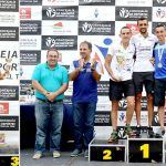 Ruymán Martín y Raquel Linares ganadores absolutos 30km del V Trail Run Almendros