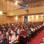 Empresarios turísticos comparten con 200 universitarios las claves de la inserción laboral