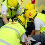 Seguir las indicaciones de los médicos del SUC es vital ante un accidente de tráfico