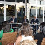 2ª Jornadas sobre Asociacionismo Empresarial celebradas en Los Gigantes