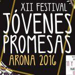 El Festival de Jóvenes Promesas de Arona comienza el próximo mes de noviembre