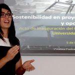 """Cristina Contreras: """"todos los cambios sociales implican cambios en las infraestructuras"""""""