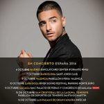 Maluma inicia esta semana su gira española