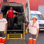Cruz Roja de Tenerife incorpora nuevos vehículos a su parque móvil