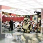 'La fuerza de la música' acompañó este domingo a los pacientes del Hospital de La Candelaria
