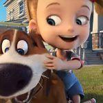 El superordenador del Cabildo, pieza clave en la película de animación 'Ozzy'