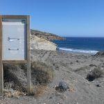 Playa de Pelada en El Médano es apta para el baño