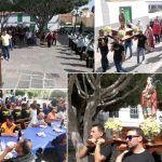 La policía local de Arona celebró el día de San Quintín