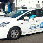 El Plan DITAX bonifica con 500 euros en carburante a los taxistas que adquieran un vehículo de AutoGas