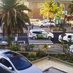 Taxistas paralizan Santa Cruz en protesta por la tarifa única