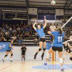 El Fígaro Peluqueros Haris gana el XXVII Torneo Fiestas del Cristo de voleibol femenino