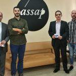 'Pulsera salvavidas' de emprendedores canarios en el Web Summit