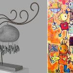 Las Terrazas de Abama acoge una exposición de 15 artistas canarios con proyección internacional
