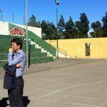 Reformarán vestuarios e impermeabilizarán las gradas del campo de fútbol de Arafo