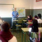 Los IES de Arona organizan un proyecto para educar contra la violencia y la discriminación