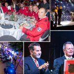Gran éxito en la VII Gala Solidaria dedicada a los Bomberos Voluntarios de Adeje