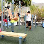 Mejoras de las infraestructuras deportivas de San Miguel por un importe de 370.000 euros