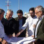 Comienzan las obras de la nueva estación de bombeo en Llano del Camello