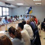 """Barragán: """"Serán expulsados los concejales de Granadilla una vez concluya el expediente disciplinario"""""""