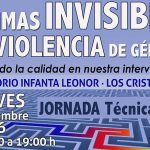 """""""Víctimas Invisibles de la Violencia de Género: Mejorando la calidad de nuestra intervención"""""""