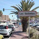 Detenido el hombre que agredió con un cuchillo a su pareja en Las Galletas