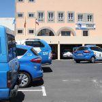 200 personas la mayoría Alemánes pretendían hacer una macrofiesta ilegal en Granadilla