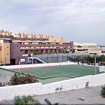 Invertirán 459.000 euros en las mejoras del Polideportivo del Porís de Abona, en Arico