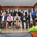 Entregados en Vilaflor de Chasna los premios Gánigo  2016 del CIT Sur