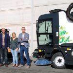 Servicios municipales de Granadilla amplía su flota de vehículos para la limpieza viaria