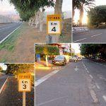 Comienza la mejora de la carretera TF-652 que va de Guargacho a Las Galletas