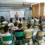 Ayuntamiento de San Miguel da pautas a los estudiantes para prevenir el acoso escolar
