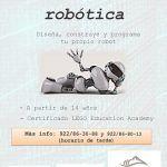 El área de Juventud de Santiago del Teide organiza un taller de robótica para jóvenes