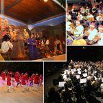La programación navideña continúa esta semana con un amplio abanico de actividades