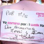 Alrededor de 18.000 euros fueron recaudados en la Carrera por la Vida / Walk for Life