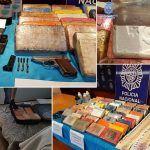 Desarticulada en el archipiélago canario una organización dedicada al tráfico de drogas