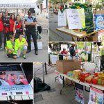 Finaliza con éxito la Campaña Solidaria de la Policía Local de Arona