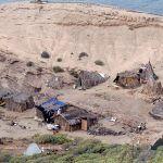 La Guardia Civil denuncian a 62 personas en La Caleta de Adeje por construcción ilegal